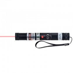El Puntero Láser rojo ML- 650, 100 mW.